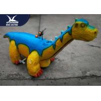 Buy Waterproof Motorized Animal Scooter  Riding Stuffed High Temperature Resistance at wholesale prices