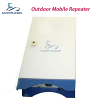 Quality Outdoor 95dB 5km PCS 1900mhz 20w Mobile Signal Repeater for sale