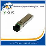 Quality 10Gb/s SFP+ Module 1470nm~1610nm 10G CWDM SFP 80km Transceiver for sale