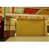 Quality MDF Interior Suspended Sliding Partition Commercial Toilet Partitions 65MM Panel for sale