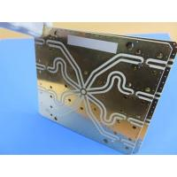 China Rogers RO4350B 30 mil Double Sided PCB 1oz Copper Immersion Gold and green soldermask on sale