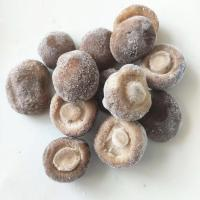 Buy IQF Frozen Shiitake Mushroom Whole, blanched at wholesale prices