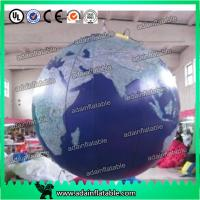 Quality Event Decoration Nine Planets Inflatable/Inflatable Earth With LED Light for sale