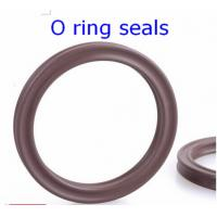 Buy cheap OEM Fuel Resistant Molded Rubber Seal Parts Color Optional 20-85 Hardness from wholesalers