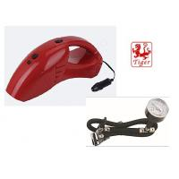 Buy cheap DC12V Car Vacuum+inflator from wholesalers