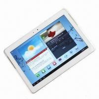 Quality 7-inch 16:9 MID with 1GHz CPU, Allwinner A10 Platform and 800 x 480 Pixels Resolution for sale