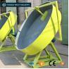 Buy cheap Pan type chemical powder dry granulate machinery ball granule machine from wholesalers