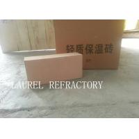 Buy cheap Silica Insulating Refractory Brick With Low thermal conductivity from wholesalers