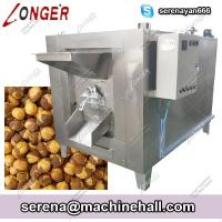 China FOB Price Industrial Chickpea Roasting Machine / Chana Roaster for Sale China on sale
