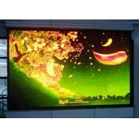 Quality SMD Nationstar Public Indoor Led Display Screen P6.25 250 * 250mm Module For Concerts for sale