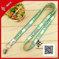China Lanyard With Bulldog Clip For Charity on sale
