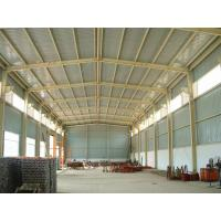 Quality Clear Span Steel Structure Warehouse Light Steel Frame Construction Warehouse for sale