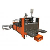 Quality Carton packaging machinery Semi-Auto Glue & Stitching Machine for sale