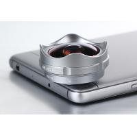 Quality Universal Clip Lens Mobile Phone Camera , 0.36X Clip On Phone Lens 4.1mm Focal Length for sale