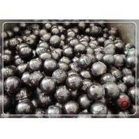 Quality Grinding Media Cast Iron Ball For Ball Mill Mining , Steel Grinding Balls for sale