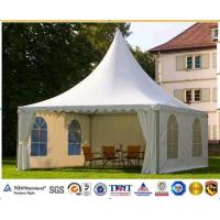 Quality Gazebo & Pagoda Tent » 5mx5m PVC Pagoda Tent House by Shelter Tent with Table and Chairs for sale