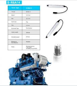 China For MWM TCG 2016V8 Generator Spark Plug Use For 1234-2376 power washer spark plug on sale