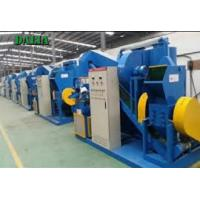 Quality Dry Type Structure Copper Wire Granulator Machine High Separation Efficiency for sale