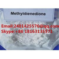 China 99% Purity Raw Muscle Growth Steroids Methyldienedione Powder CAS 5173-46-6 on sale