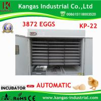 Quality CE Approved 3872 Eggs Top Selling Chicken Poultry Egg Incubators Prices for sale