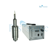 China 35K 800W Mounted on the robotic arm With 485 Communication System Ultrasonic Cutting Equipment on sale