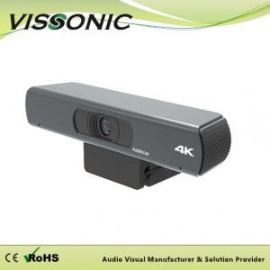China Progressive Scanning Mode 4K Ultra HD USB Camera For Meeting Room on sale