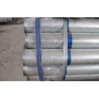 Quality 3MM Galvanized Pipe Structural Steel Sections GI Pipe For Pipelind for sale