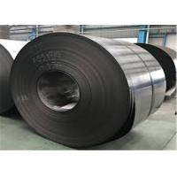 China Polished Cold Rolled Stainless Steel Coil / OEM Mild Steel Sheet Metal on sale