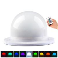 China LED Color Changing Light Bulb , LED Wedding Table Lamp Among Table For Living Bedroom on sale