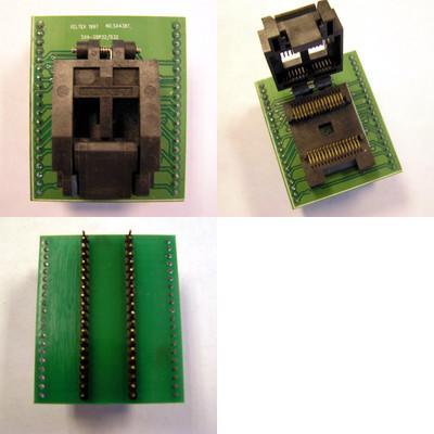 Buy Test socket Xeltek SA Series Adapter Socket for SuperPro 610P / 611S at wholesale prices