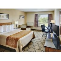 Quality Fashion Modern Hotel Bedroom Furniture / Contemporary Hotel Furniture for sale