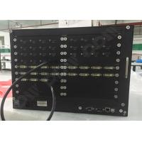 Quality Vertical Display ip video wall controller Support large - screen image freeze for sale
