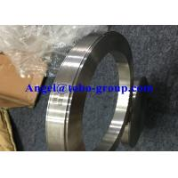 Quality Forged Flange Nickel Alloy NO8825 6'' CL150 Spectacle line blinds ASME B16.48 for sale
