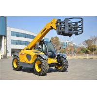 Quality High Efficiency XC6-3007 Rent Telescopic Telehandler Forklift , Small Telescopic Forklift Extended Boom for sale