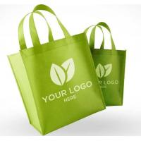 Quality Custom Promotional PP Non Woven Bags Shopping Use 35*40*10cm With Logo Print for sale