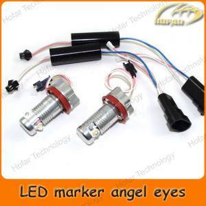 China [H01009] 6W LED Marker Angel Eyes for BMW E81 E82 E87 E88 E90 E91 E92 E93 E63 E64 X5 on sale