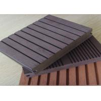 China WPC - Wood Plastic Composite  Anti-UV Hollow And Solid  Decking Board on sale
