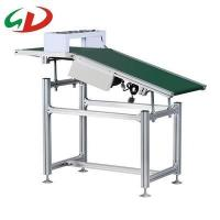 Buy cheap SMT Assembly line Wave soldering machine out feed conveyor from wholesalers