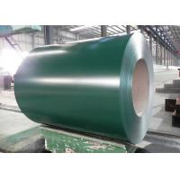 Quality Size Customized Prepainted Steel Coil Anti Corrosion For Roof Structure for sale