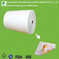 Quality PP coated paper for food packaging for sale