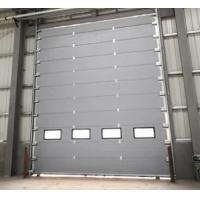 Quality SD4600 Insulated Sectional Doors Color Coated Steel Material CE ISO9001 for sale