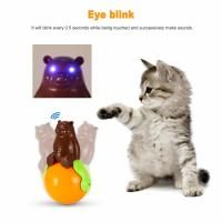 Safe puzzle funny  Sound And Light Ball five kinds of sounds  pet bear & tumbler toys