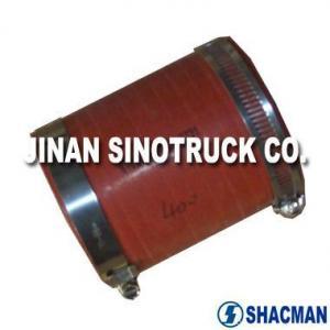 Quality SHACMAN PARTS (VG2600110824)(HOSE)CONECION PIPE for sale