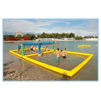 China Hot sale PVC Tarpaulin Inflatable Water Sports Game for swimming pool on sale