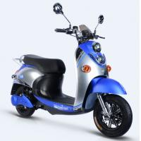 Quality Adult Electric Bicycle Scooter Moped 60V 20ah Lead - Acid Battery Aluminium Rim for sale