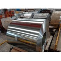 Quality Galvalume Aluzinc Metal Sheet Coil Az100 Light Weight Anti Finger Thickness 0.13-0.9mm for sale