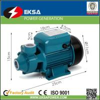Quality 0.5HP single phase electric motor water pump with avoid impeller jam function for sale