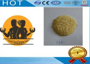 China Yellow Raw Steroid Powders Trenbolone Acetate Steroid Finaplix Hormone Revalor-H on sale
