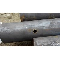 Quality 73,89,177.8 N80 Piling Pipe with drilling holes for sale