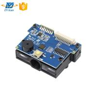 Quality Small Size 1D Laser Barcode Scanner Module 300 Times / S Decoding Speed Durable for sale